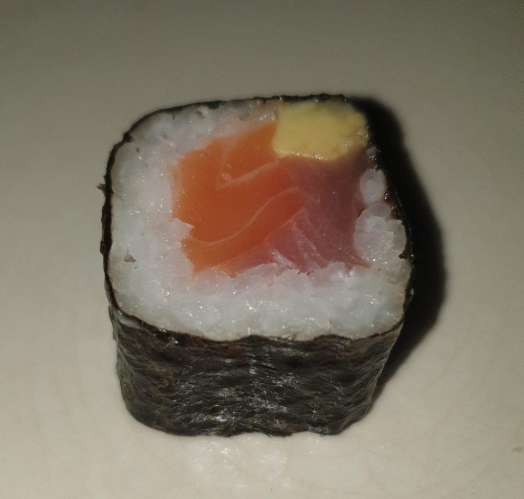 taco de makisushi